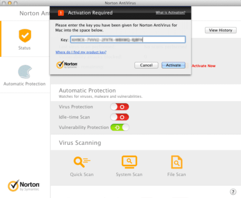 Symantec Norton Security for Mac