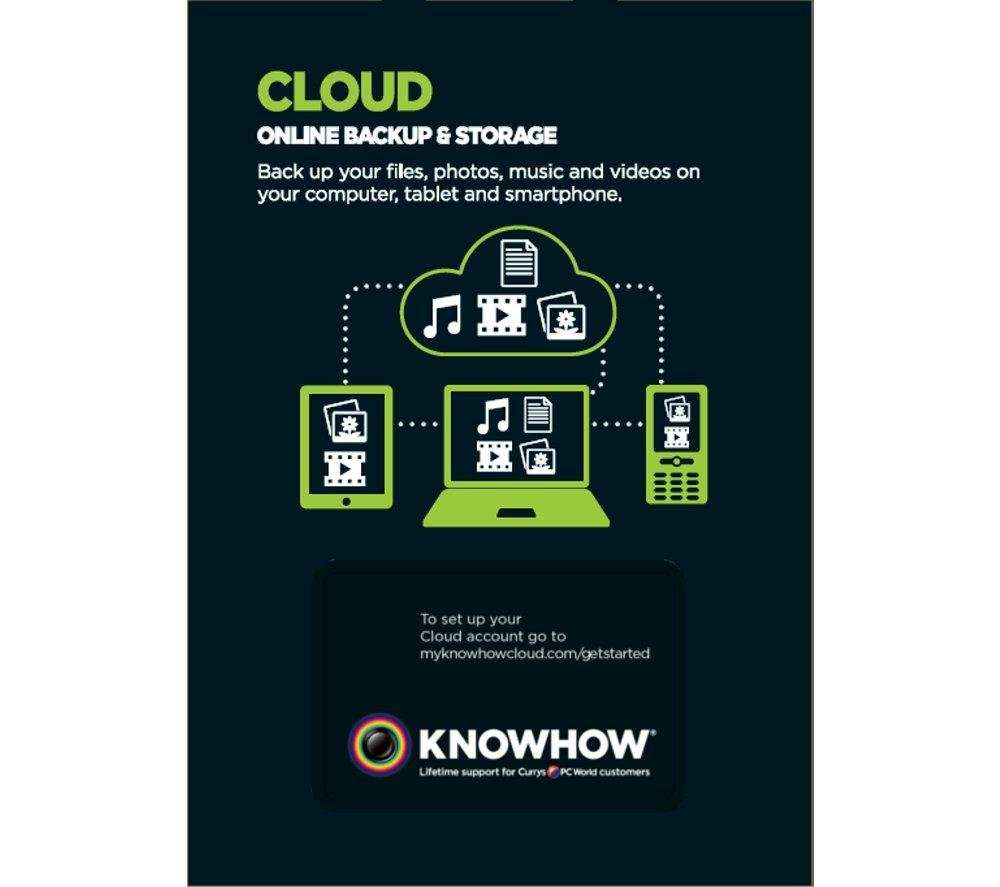 Best cloud storage service: KnowHow Cloud