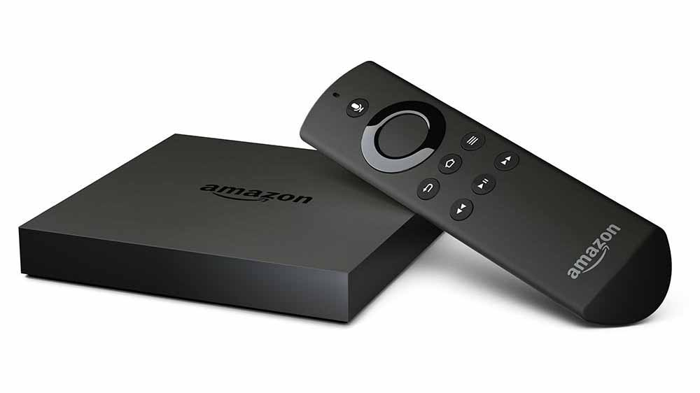 Best Android Kodi TV boxes - Amazon Fire TV