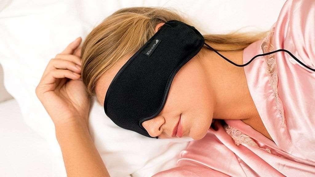 Best headphones for sleeping - Hibermate Sleep Headphones & Sleeping Mask