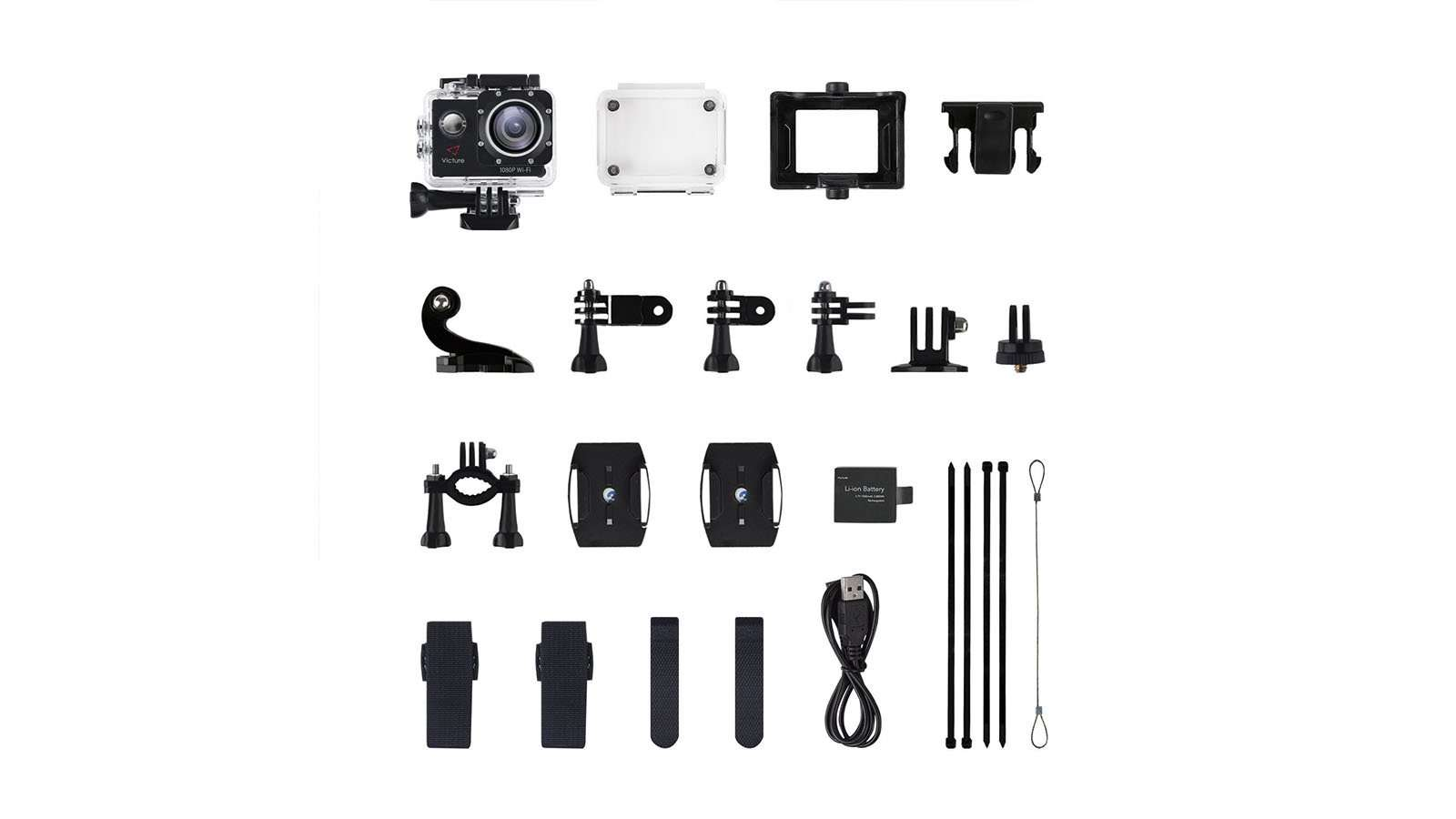 Victure Sports Action Camera 14MP review 3